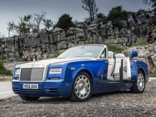 RR Phantom Mark II Drophead Coupe